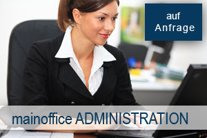Die Administration durch mainoffice